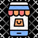 Online Store Sale Icon