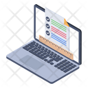 Edoc Online File Online Paper Icon
