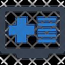 E Health Ehealth Online Icon