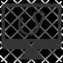 E Health Icon