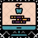 E learning Icon
