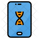 Science Smartphone Dna Icon