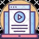 Ebook E Docs Online Book Icon