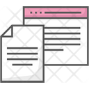 Agreement Article Contract Icon