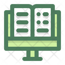 E Learning Icon