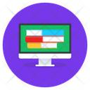 E Learning Online Education Distance Education Icon