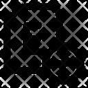 E Letter Alphabetic Document Alphabet Paper Icon