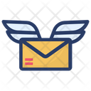 Electronic Mail Email Envelope Icon