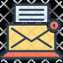 E Mail Post Letter Icon