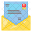 E Mail Business Management Icon