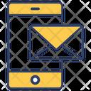 Mobile E Mail Smartphone Icon