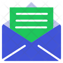 E Mail Marketing Icon