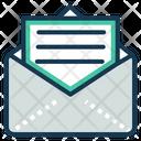 E Mail Marketing Icon