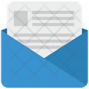 E Mail Marketing Email Letter Icon
