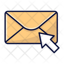 E Mail Opening Rate E Mail Opening Email Icon