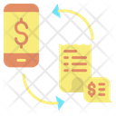 E Payment Mobile Mobile Paymet M Payment Icon
