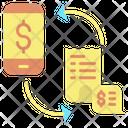 E Payment Mobile Icon