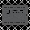 E-reading Icon