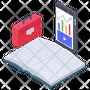 E Reading Software Icon