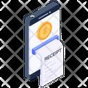 E Receipt Icon