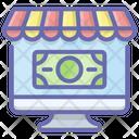 E Shop Icon