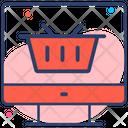 E Shopping Icon