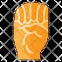 E Sign Icon