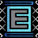 E Tank Icon