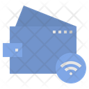 Electronic Internet Network Icon