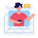 E Webinar Icon