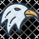Eagle Animal Bald Icon