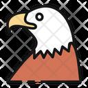 Eagle United States America Icon