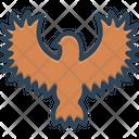 Eagle Bird Peregrine Icon