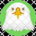 Eagle Hawk White Icon
