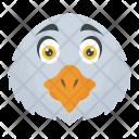 Cartoon Bird Eagle Icon