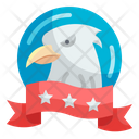 Eagle Banner Icon