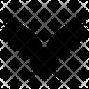 Eagle Logo Flying Eagle Hawk Icon