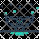 Eagles Predator Falcon Icon