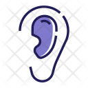 Ear Listen Human Icon