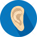 Ear Hear Body Icon