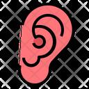 Ear Medicine Medical Icon
