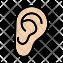 Ear Hear Listen Icon