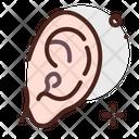 Ear Hearing Listen Icon