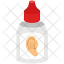 Ear Drops Icon