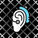 Gadget Deaf Color Icon