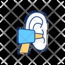 Ear Irrigation Instrument Icon