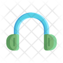 Ear Muffs Headset Head Phone Icon