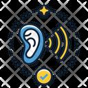 Ear Test Icon