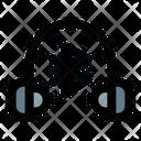 Earbud Bluetooth Wireless Headphone Blutooth Headphone Icon