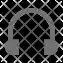 Earbuds Earphones Earspeakers Icon